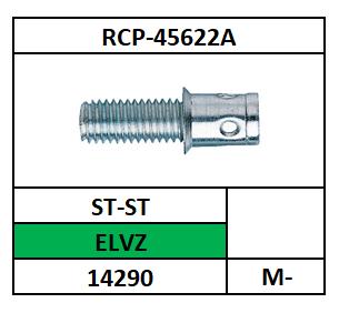 BLINDKLINKBOUT-CK M-4X10 KB 0,5-2 A45622A