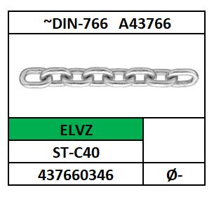 A43766~D766/SCHEEPSKETTING/ST-C40-ELVZ/D10X28X34