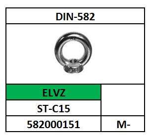 A58200~D582/OOGMOER-HANDELSUITVOERING/ST-C15-ELVZ/M-6