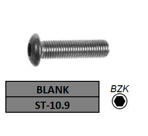 LAGE BOLKOPSCHROEF-BINNENZESKANT M-3X5 STAAL BLANK ISO 7380-2_1